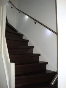 Een nieuwe trapleuning maakt uw nieuwe traprenovatie helemaal af